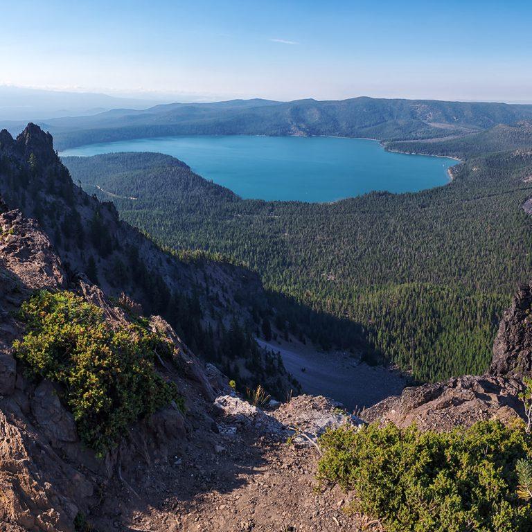 Newberry National Volcanic Monument Oregon
